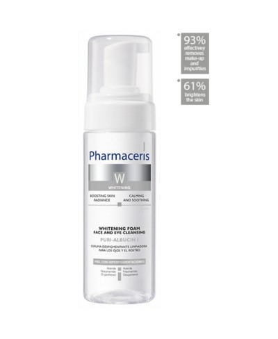 PHARMACERIS GEL MOUSSANT 150ML