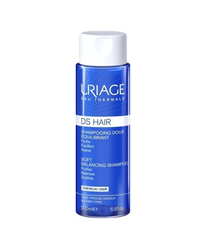 URIAGE DS HAIR - SHAMPOOING DOUX ÉQUILIBRANT