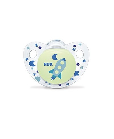 NUK SUCETTE NIGHT&DAY 6-18M