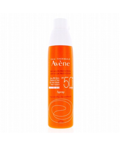 Avène SOLAIRE SPRAY HAUTE PROTECTION SPF 50+, 200ml