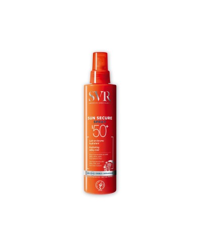 SVR SUN SECURE SPRAY LAIT-EN-BRUME HYDRATANT SPF50+ 200ML