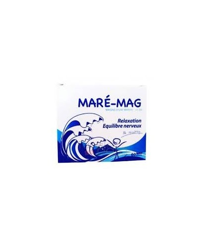 BIOHEALTH MARE-MAG, 60 gélules