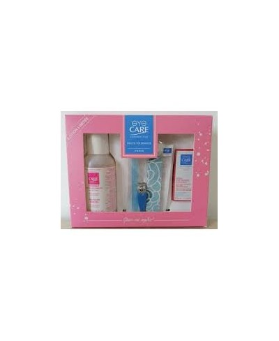 EYE CARE COFFRET VERNIS DURCISSEUR+DISSOLVANT