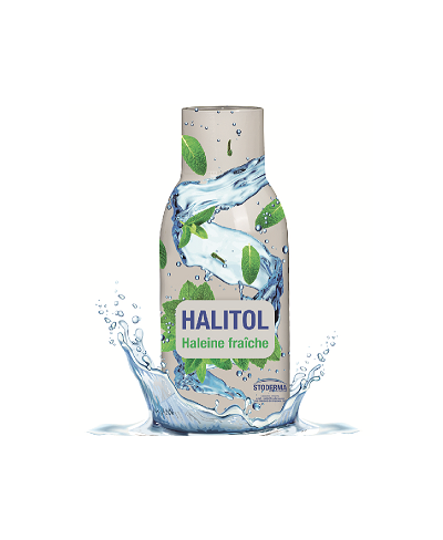 Halitol Bain de bouche 250ml